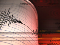Cutremur cu magnitudinea 5,2 în Vrancea. Seismul a fost resimţit şi în Bucureşti