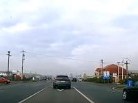 Manevră periculoasă filmată pe unul dintre cele mai aglomerate drumuri din țară