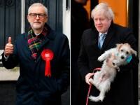 Alegerile parlamentare s-au încheiat în Regatul Unit. Majoritate covârșitoare pentru conservatori
