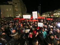 """Proteste masive anunțate în Roma de """"Sardine"""". Sunt așteptați peste 100.000 de oameni"""