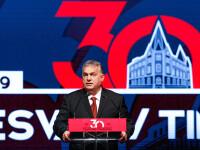 Premierul Ungariei, Viktor Orban, la Timișoara: Vrem să construim cu România o nouă Europă Centrală