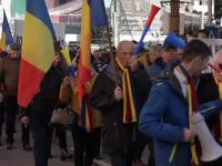 Proteste la Buzău, după ce șeful Băncii de Gene a fost demis de Guvernul Orban