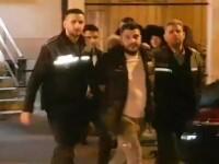 Fiul lui Sile Cămătaru, prins conducând fără permis. Polițiștii au făcut uz de armă