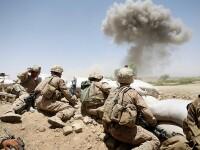 SUA vor să retragă peste 4.000 de soldați din Afganistan, deși negocierile cu talibanii au fost suspendate