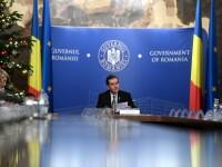 Guvernul a decis să își angajeze răspunderea în Parlament pentru Legea bugetului