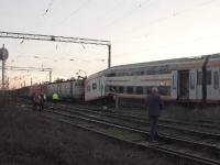 Cine ar fi vinovat pentru accidentul feroviar de lângă Ploiești. Bilanţul putea fi uriaş