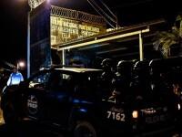 Cel puţin 18 morţi într-un schimb de focuri într-o închisoare, în Honduras