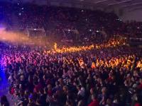 Concert emoționant susținut de Smiley. Numărul uriaș al fanilor care au venit să-l asculte