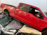 Accident uriaș în SUA. Zeci de oameni au fost răniți și peste 60 de mașini sunt avariate