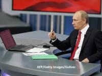 Preşedintele Vladimir Putin ține discursul anual privind starea naţiunii, în faţa Parlamentului