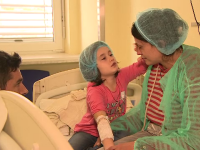 """Condiții revoltătoare pentru copiii tratați în spitalul """"Marie Curie"""". Cum îi puteți ajuta"""