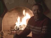 """VIDEO. Mesaj ciudat de Crăciun al lui Kevin Spacey: """"Îl puteţi ucide cu bunătate"""""""