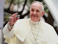 """Papa Francisc, omagiu pentru pescarii care curăță marea: """"Poate deveni un model"""""""