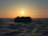 Șapte morți și 64 de oameni salvați, după ce o ambarcațiune cu migranți s-a scufundat