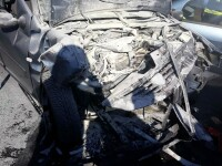 Un fost ministru a fost implicat într-un accident grav cu doi morți și doi răniți. FOTO