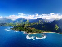 Un elicopter de turism a dispărut în largul insulelor Hawaii. Câte persoane erau la bord