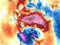 Când scăpăm de aerul polar. Prognoza meteo pentru începutul anului 2020