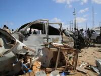 Atac terorist sângeros în Somalia. Bilanţul a ajuns la 100 de morţi