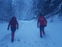Turişti căutaţi pe munte, după ce au plecat fără să aibă măcar lanterne