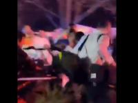 Atac în masă în casa unui rabin din SUA. Oamenii sărbătoreau Hanuka