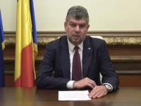 Marcel Ciolacu: De Ziua Naţională ar trebui să ne bucurăm de tot ce este românesc. Pandemia ne-a furat aceste bucurii