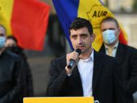 George Simion, despre suspendarea lui Iohannis: Dacă PSD nu o va face, o vom face noi