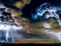 Vremea azi, 19 mai 2021. Ploi cu tunete și fulgere în mai multe zone ale țării