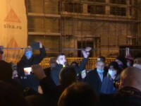 Acum 31 de ani începea Revoluția, la Timișoara. Incidente cu AUR la comemorarea din Piața Victoriei