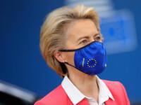Ursula von der Leyen: Obiectivul de vaccinare a 70% din populaţie până în vară, ambiţios, dar realizabil