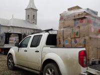 """Voluntari din toată țara încearcă să facă un Crăciun magic pentru copiii nevoiași. Ce este """"Camionul de Crăciun"""""""