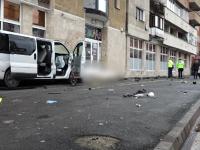 Şoferul care a ucis de Crăciun doi tineri din Baia Mare ar fi fost sub efectul substanţelor interzise