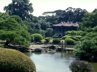 In Japonia, angajatorii amenajeaza gradini pentru relaxare