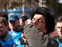 Protest galagios in Magureni Prahova: oamenii nu vor o cariera de piatra!