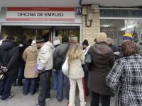 Romanii ramasi fara slujbe nu mai sunt doriti in Spania