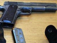 Un politist a ramas fara pistol, dupa ce hotii i-au spart casa