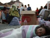 Basescu s-a inteles cu Sarkozy: Vom gasi o solutie inteligenta pentru romi