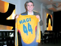 Traiasca regele! Gheorghe Hagi, la 45 de ani!