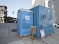 Un piroman obsedat de toaletele publice face ravagii in San Francisco!