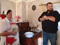 Cristian Tabara, alaturi de polonezi, in zi de sarbatoare