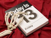 Eveniment foarte rar in aceasta saptamana. Ziua 13 este vineri, cand are loc si o luna plina. Sfaturi pentru superstitiosi