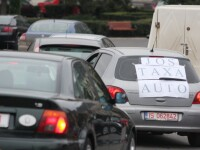 Majorarea taxei auto va duce la prabusirea pietei auto second hand