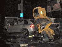 Teribilismul la volan loveste din nou! Doi morti in urma accidentelor!