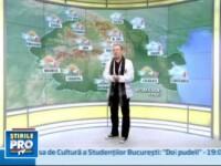 Afla cum va fi vremea in Europa si in principalele orase din tara