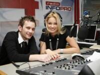 Valentina Pelinel defileaza pe podiumul Radio InfoPro!