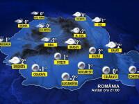 Vezi cum e vremea in Romania din ora in ora!