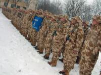 Jandarmii romani dau lectii in Afganistan. Ii invata pe politistii locali meserie
