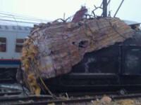 Doua trenuri s-au ciocnit in Belgia! 18 morti confirmati