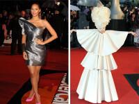 Clovnii si extraterestrii au invadat Brit Awards 2010!
