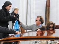 Rumoare in Paris! Angelina filmeaza in capitala Frantei