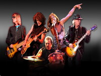 Reamonn canta in deschiderea concertului Aerosmith, la Romexpo